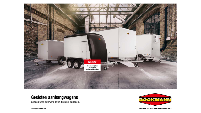Catalog Van trailers