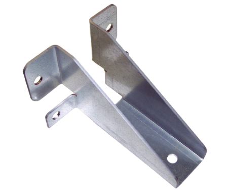 Adapter for sliding support AL-series