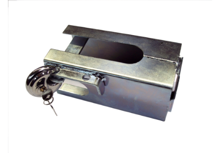 Anti-theft device coupler shoe for ball coupler